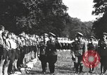 Image of Hitler Youth camp Offenburg Germany, 1937, second 25 stock footage video 65675061202