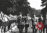 Image of Hitler Youth camp Offenburg Germany, 1937, second 28 stock footage video 65675061202