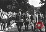 Image of Hitler Youth camp Offenburg Germany, 1937, second 29 stock footage video 65675061202