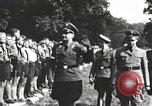 Image of Hitler Youth camp Offenburg Germany, 1937, second 32 stock footage video 65675061202