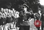Image of Hitler Youth camp Offenburg Germany, 1937, second 34 stock footage video 65675061202