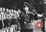 Image of Hitler Youth camp Offenburg Germany, 1937, second 35 stock footage video 65675061202