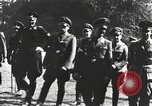 Image of Hitler Youth camp Offenburg Germany, 1937, second 52 stock footage video 65675061202