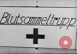 Image of blood donors Germany, 1944, second 2 stock footage video 65675061204