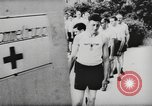 Image of blood donors Germany, 1944, second 3 stock footage video 65675061204