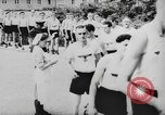 Image of blood donors Germany, 1944, second 5 stock footage video 65675061204