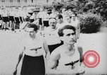 Image of blood donors Germany, 1944, second 8 stock footage video 65675061204