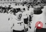 Image of blood donors Germany, 1944, second 10 stock footage video 65675061204