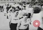 Image of blood donors Germany, 1944, second 13 stock footage video 65675061204