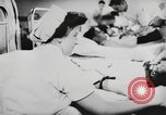 Image of blood donors Germany, 1944, second 19 stock footage video 65675061204