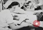 Image of blood donors Germany, 1944, second 22 stock footage video 65675061204
