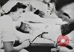 Image of blood donors Germany, 1944, second 27 stock footage video 65675061204