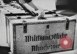 Image of blood donors Germany, 1944, second 41 stock footage video 65675061204