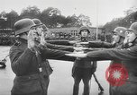 Image of Heinrich Himmler Naples Italy, 1944, second 20 stock footage video 65675061206