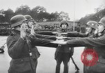 Image of Heinrich Himmler Naples Italy, 1944, second 21 stock footage video 65675061206