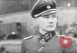 Image of Heinrich Himmler Naples Italy, 1944, second 31 stock footage video 65675061206