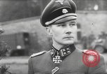 Image of Heinrich Himmler Naples Italy, 1944, second 32 stock footage video 65675061206