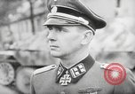 Image of Heinrich Himmler Naples Italy, 1944, second 43 stock footage video 65675061206