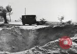 Image of German forces repair telephone line Germany, 1944, second 24 stock footage video 65675061207