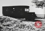 Image of German forces repair telephone line Germany, 1944, second 27 stock footage video 65675061207
