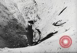 Image of German forces repair telephone line Germany, 1944, second 32 stock footage video 65675061207