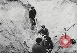 Image of German forces repair telephone line Germany, 1944, second 39 stock footage video 65675061207