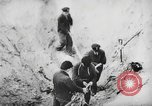 Image of German forces repair telephone line Germany, 1944, second 40 stock footage video 65675061207