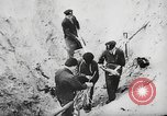 Image of German forces repair telephone line Germany, 1944, second 41 stock footage video 65675061207