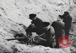 Image of German forces repair telephone line Germany, 1944, second 53 stock footage video 65675061207