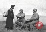 Image of US soldiers interview Hungarian military school boys Freyung Germany, 1945, second 13 stock footage video 65675061211