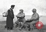 Image of US soldiers interview Hungarian military school boys Freyung Germany, 1945, second 14 stock footage video 65675061211