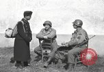 Image of US soldiers interview Hungarian military school boys Freyung Germany, 1945, second 18 stock footage video 65675061211