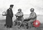 Image of US soldiers interview Hungarian military school boys Freyung Germany, 1945, second 19 stock footage video 65675061211