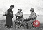 Image of US soldiers interview Hungarian military school boys Freyung Germany, 1945, second 26 stock footage video 65675061211