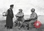 Image of US soldiers interview Hungarian military school boys Freyung Germany, 1945, second 27 stock footage video 65675061211
