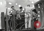 Image of survivors of USS Indianapolis Guam Mariana Islands, 1945, second 12 stock footage video 65675061212