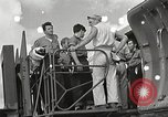 Image of survivors of USS Indianapolis Guam Mariana Islands, 1945, second 15 stock footage video 65675061212