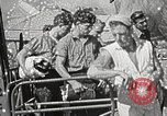Image of survivors of USS Indianapolis Guam Mariana Islands, 1945, second 23 stock footage video 65675061212