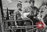 Image of survivors of USS Indianapolis Guam Mariana Islands, 1945, second 25 stock footage video 65675061212