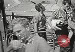 Image of survivors of USS Indianapolis Guam Mariana Islands, 1945, second 26 stock footage video 65675061212