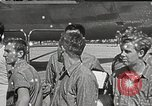 Image of survivors of USS Indianapolis Guam Mariana Islands, 1945, second 47 stock footage video 65675061212
