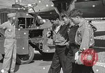 Image of survivors of USS Indianapolis Guam Mariana Islands, 1945, second 54 stock footage video 65675061212