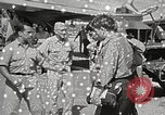 Image of survivors of USS Indianapolis Guam Mariana Islands, 1945, second 56 stock footage video 65675061212