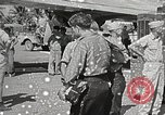 Image of survivors of USS Indianapolis Guam Mariana Islands, 1945, second 57 stock footage video 65675061212
