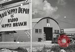 Image of naval supply depot Guam Mariana Islands, 1945, second 25 stock footage video 65675061214