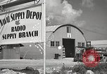 Image of naval supply depot Guam Mariana Islands, 1945, second 26 stock footage video 65675061214