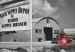 Image of naval supply depot Guam Mariana Islands, 1945, second 28 stock footage video 65675061214