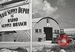 Image of naval supply depot Guam Mariana Islands, 1945, second 29 stock footage video 65675061214