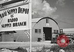 Image of naval supply depot Guam Mariana Islands, 1945, second 32 stock footage video 65675061214