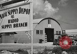 Image of naval supply depot Guam Mariana Islands, 1945, second 36 stock footage video 65675061214